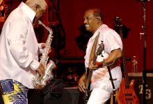 Photo of Kool & the Gang, The Time Heat Up Wolf Trap