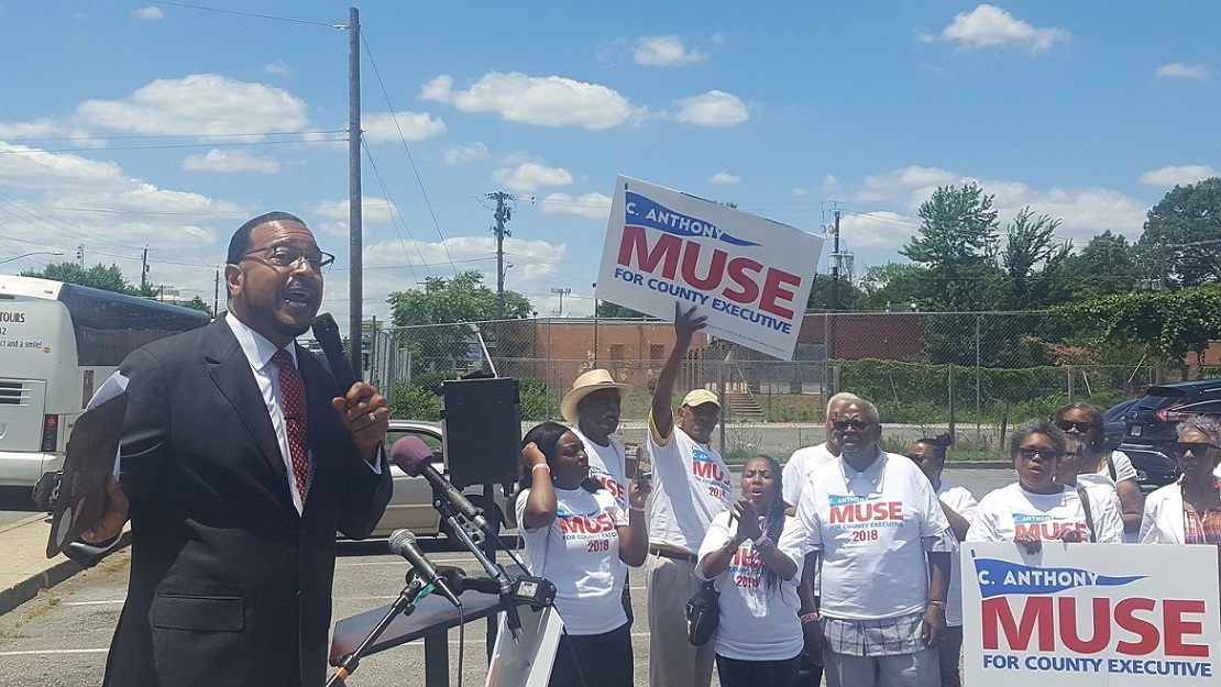 Photo of Muse Gears Up for County Executive Bid