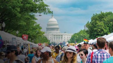 Photo of D.C. to Hold Capital Pride Parade Saturday