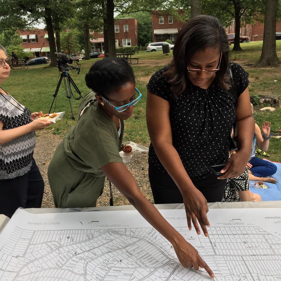 Photo of Art Project Examines East of the River Community