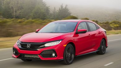 Photo of Honda Takes Aggressive Tone With 2017 Civic Hatchback Touring Sport