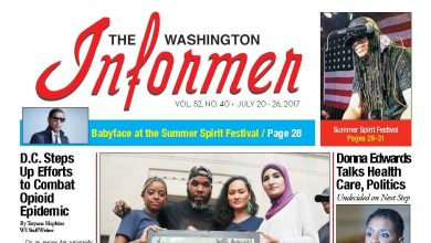 Photo of Informer Issue, July 20, 2017