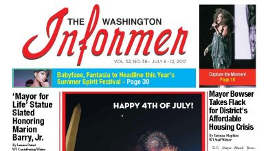 Photo of Informer Issue, July 6, 2017