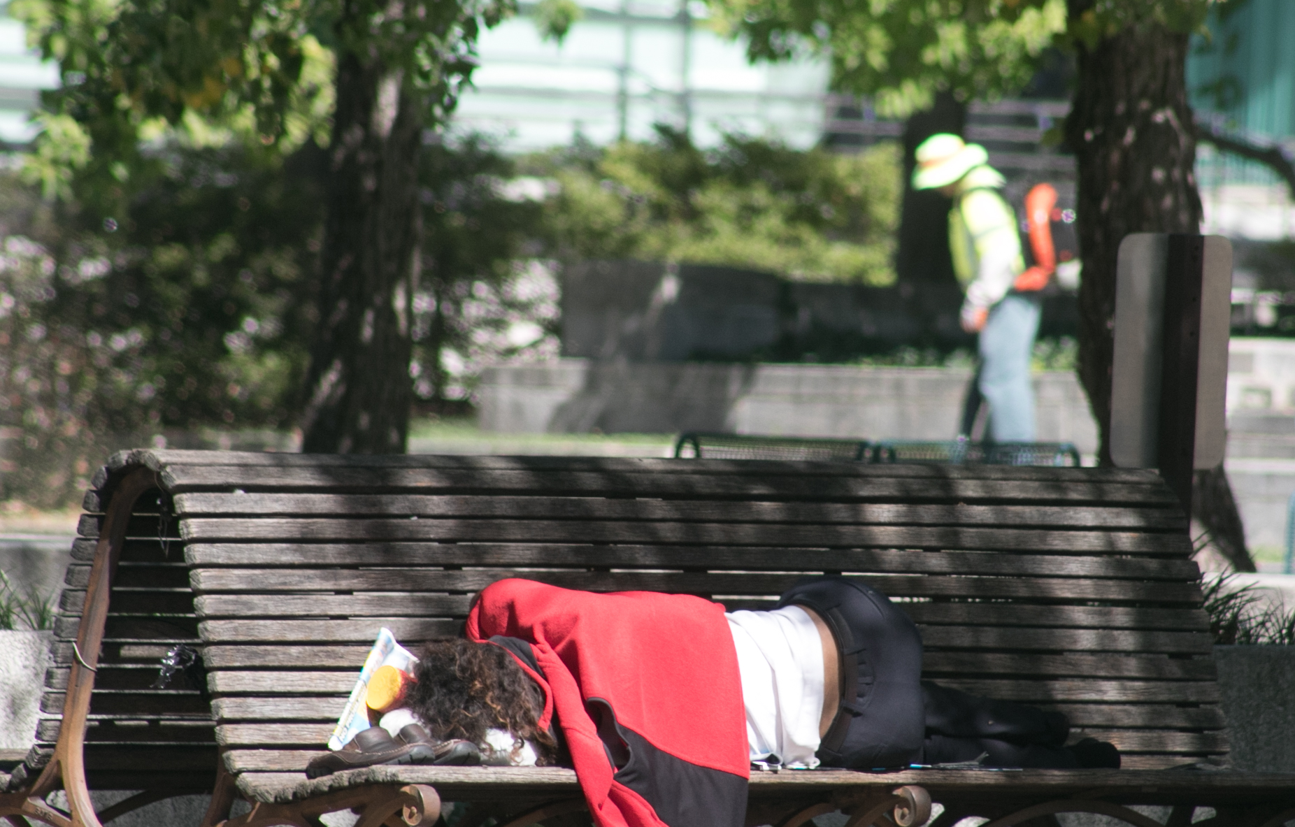Photo of EDITORIAL: Celebrating Financial Boom is False Without Homeless Included