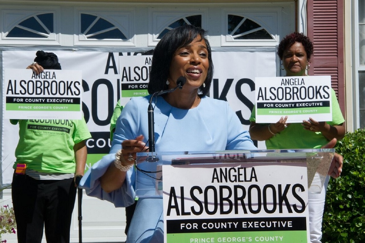 Photo of Alsobrooks Officially Declares Bid for Prince George's Executive