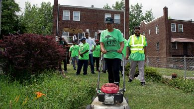 Photo of D.C. Mayor Pitches In to Help Youth, Seniors