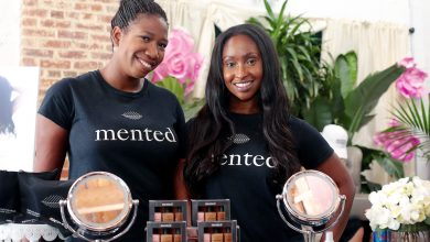 Photo of Mented Cosmetics Stops in D.C.