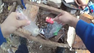Photo of Body Camera Shows Baltimore Police Officer Planting Drugs