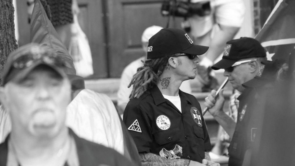 Photo of KKK Supporter Called Out for Wearing Dreadlocks