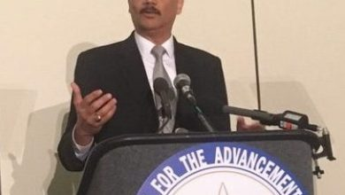 Photo of Holder at NAACP Convention: Some Republicans Merely 'Change the Rules'