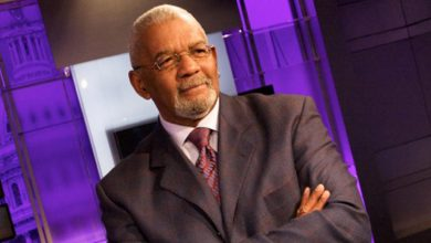 Photo of D.C. News Anchor Jim Vance Dead at 75