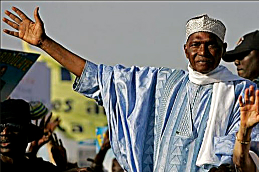 Former Senegal President Abdoulaye Wade (Courtesy of africansuccess.org)