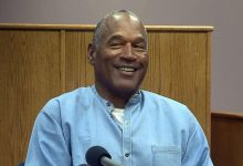 Photo of O.J. Simpson Granted Parole in Nevada