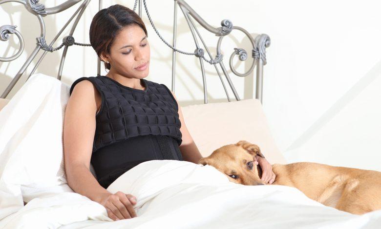Photo of Entrepreneur Develops Back Brace for Sleep