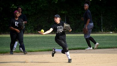 Photo of Girls Softball Making Noise Under the Radar