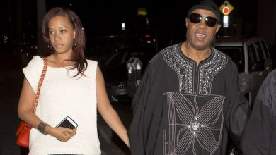 Photo of Motown Legend Stevie Wonder Marries Prince George's County Woman