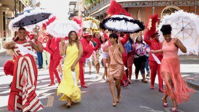 "From left: Queen Latifah, Regina Hall, Jada Pinkett Smith and Tiffany Haddish in ""Girls Trip"" (Universal Pictures)"