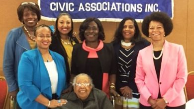 Photo of Theresa Howe Jones, 83, Ward 8 ANC Commissioner and Consumer Advocate, Dies