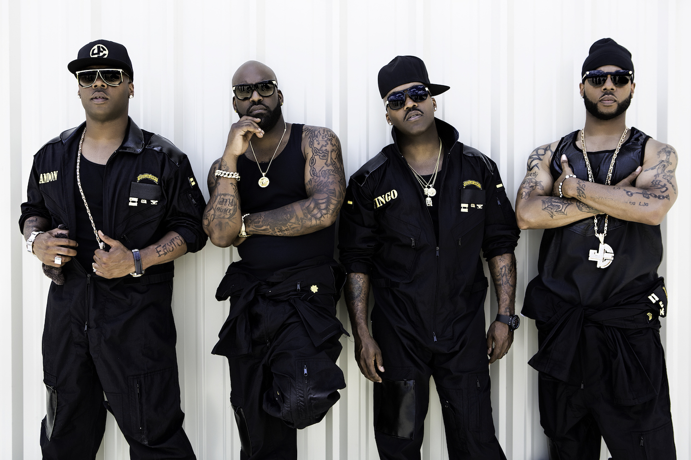 Photo of Jagged Edge Premieres on 'Unsung'