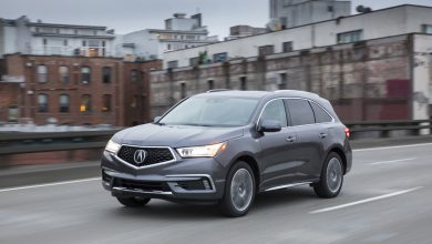 Photo of Acura's 2017 MDX Hybrid Smooth, Comfortable