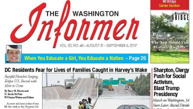 Photo of Informer Issue, August 31, 2017