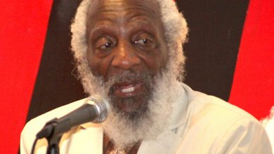 Photo of Dick Gregory: Gone but Not Forgotten