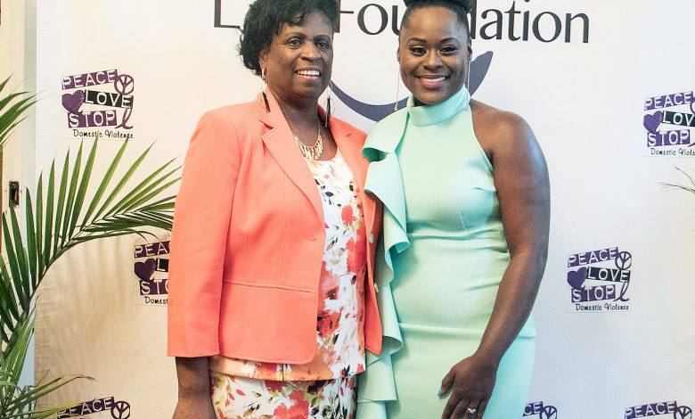 Photo of Prince George's County's L.M. Foundation Tackles Domestic Violence