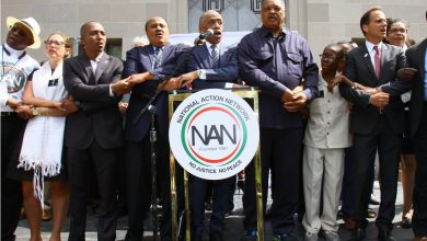 Photo of Sharpton, Clergy Push for Social Activism, Blast Trump Presidency