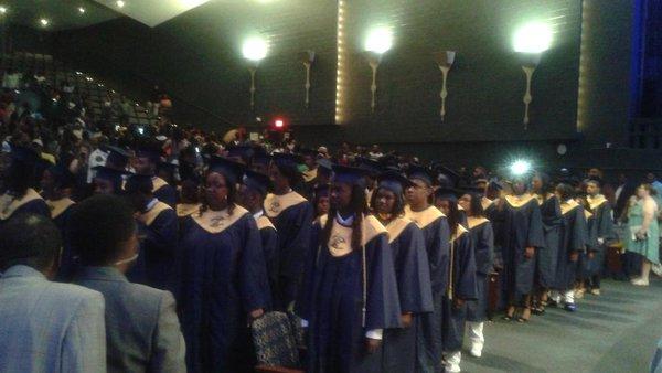 Photo of D.C. EDUCATION BRIEFS: Graduation Rates