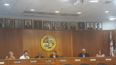 Photo of College Park Council Tables Immigration Voting Proposal