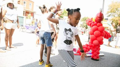 Photo of Back-to-School Festival Draws Large Crowd