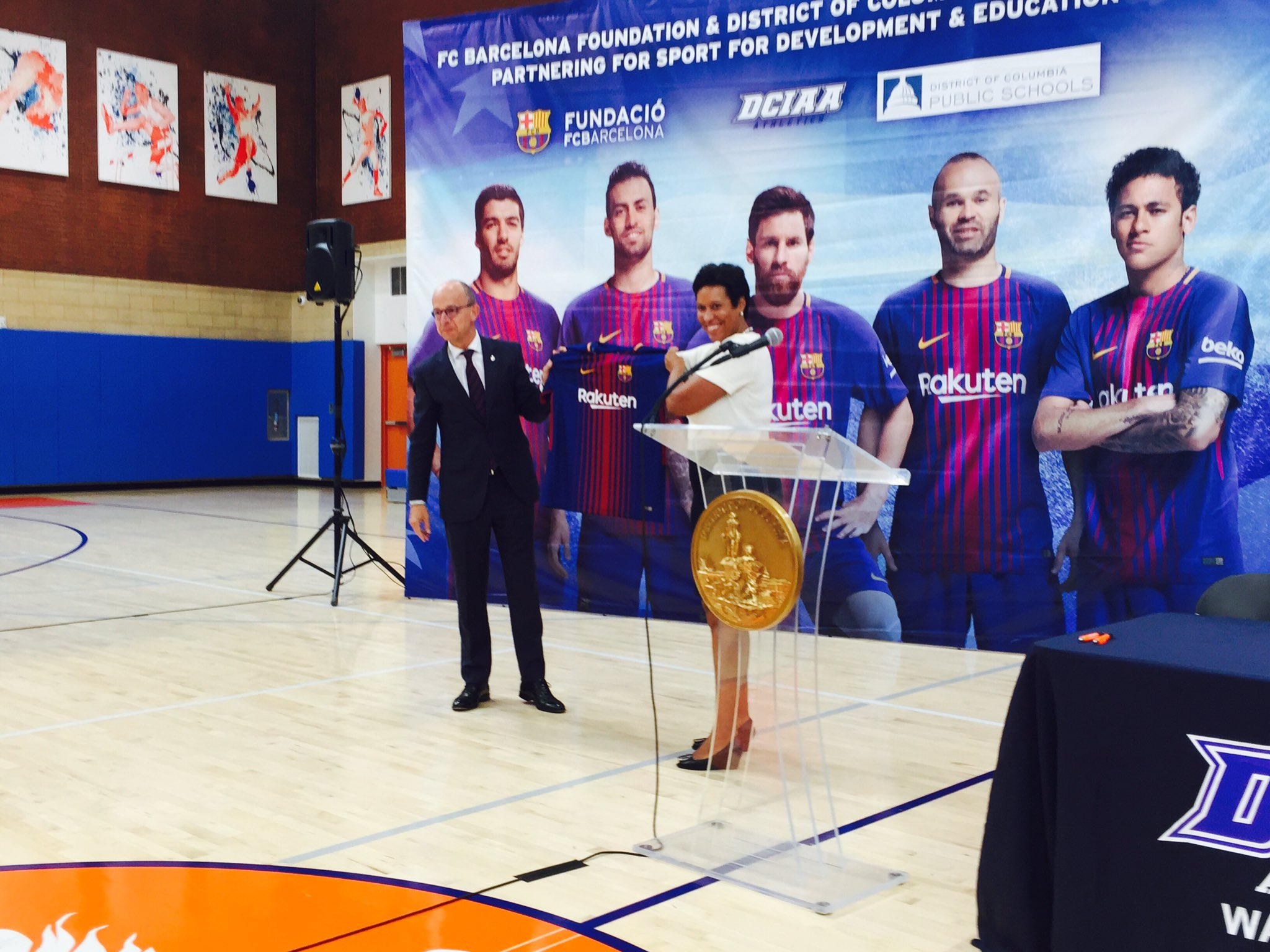 Photo of DCPS Partners With Pro Soccer Team