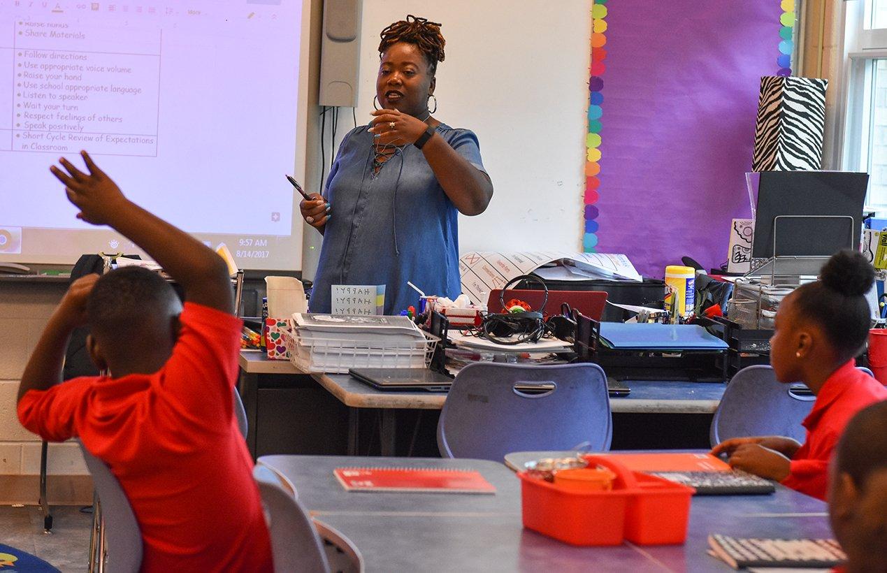 Photo of Teachers' Union, EmpowerEd Release Teacher Survey