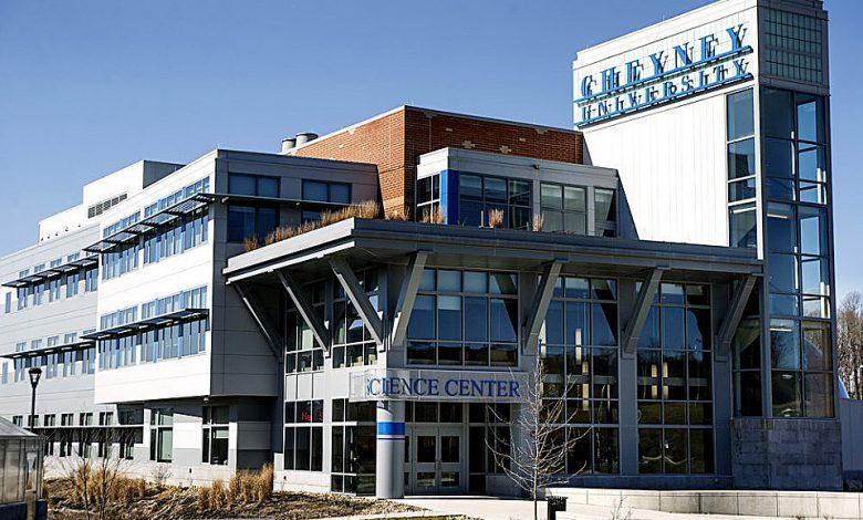 Cheyney University in Pennsylvania (Courtesy photo)