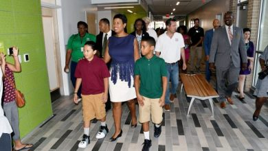 Photo of D.C. EDUCATION BRIEFS: Ribbon-Cutting Ceremony