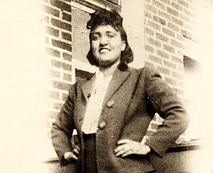Photo of Henrietta Lacks' Name to Grace Building on Johns Hopkins Campus