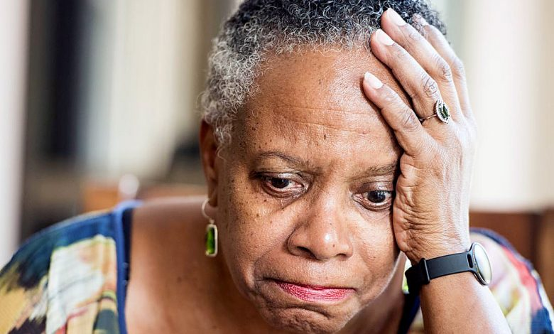 The stress of poverty and racism has played a significant role for African-Americans who suffer from Alzheimer's disease. (Courtesy photo)