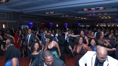 Photo of D.C. Celebrates 4th Annual Black Alumni Ball