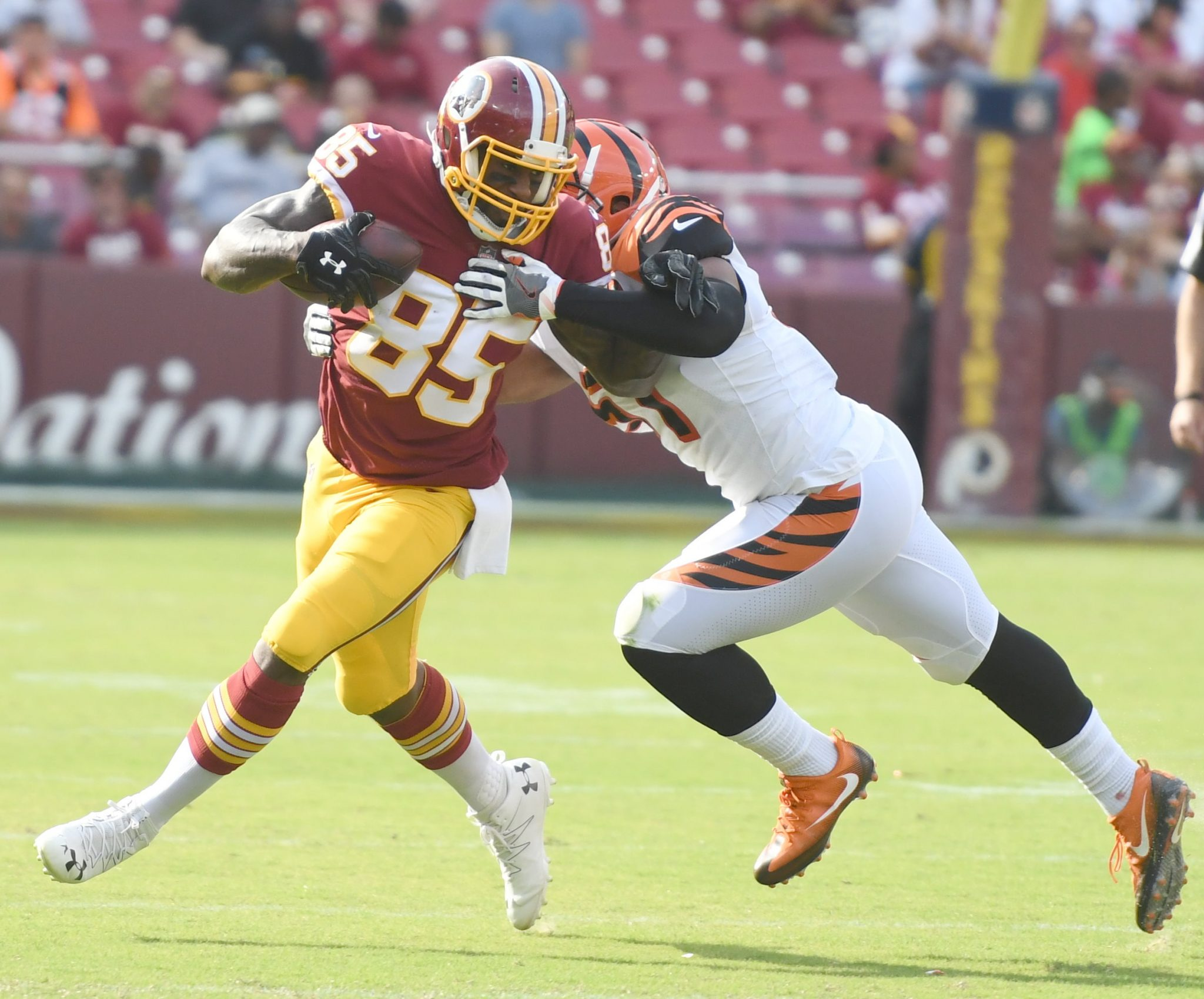 Photo of Redskins Get First Preseason Win Over Bengals