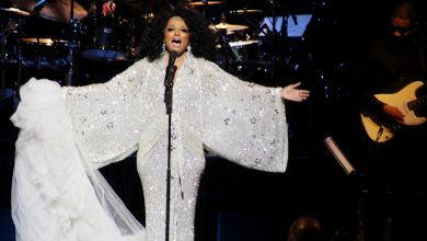 Photo of Diana Ross Bringing Tour to Strathmore