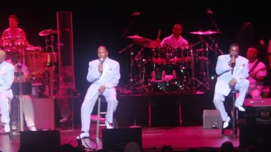 Photo of O'Jays, Maze Featuring Frankie Beverly Do it for DMV's Grown Folks