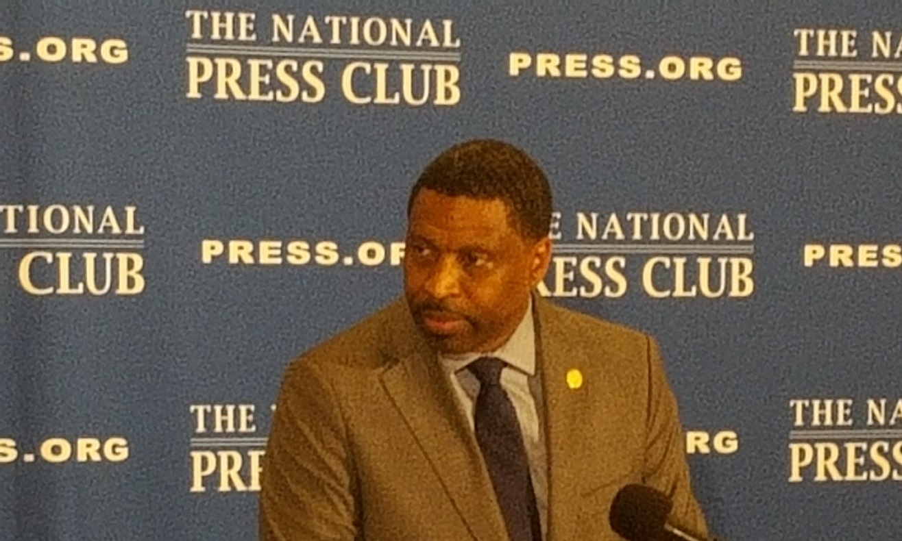Photo of NAACP Only Vehicle For Communities to Address Concerns, Prez Says