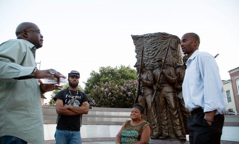 Photo of D.C. Celebrates International Slavery Remembrance Day