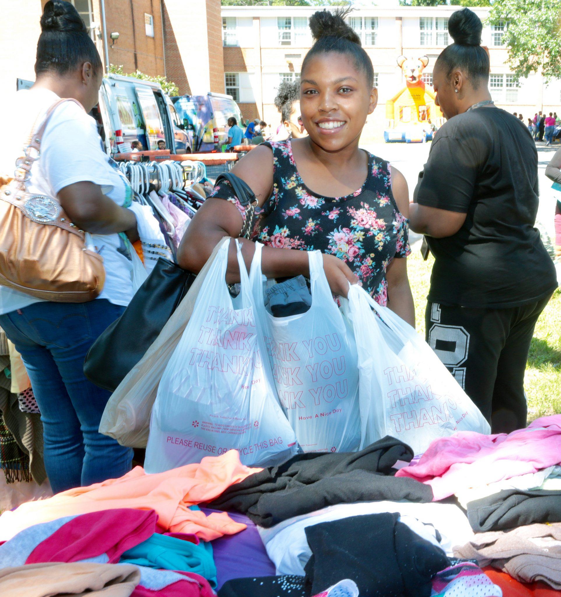 Photo of Community Fair Seeks to Help Impoverished