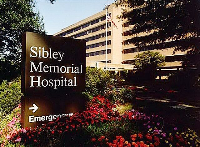 Sibley Memorial Hospital in Washington, D.C.