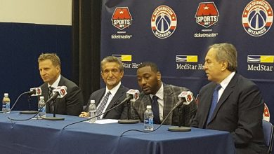 Photo of Wall Seeks Improvement With Wizards