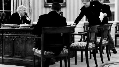 Photo of COOPER: Someone Leaked My Call With the President