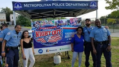 Photo of D.C. Celebrates National Night Out