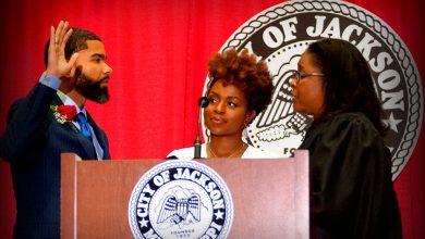 Photo of Lumumba Becomes Youngest Mayor of Jackson, Miss.