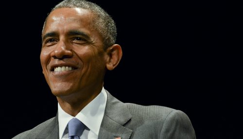 Photo of Barack Obama Tops List of Most Admired People
